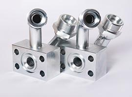 Hydrauflex Produkte Sammler & Verteiler