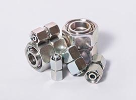 Hydrauflex Produkte Verbindungselemente