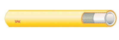 1PK Thermoplastischer HD-Schlauch Kanalspülschlauch