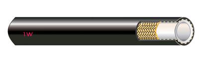 1W Thermoplastischer HD-Schlauch