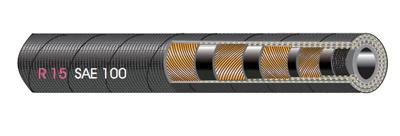 Höchstdruckschlauch R15 SAE 100R15